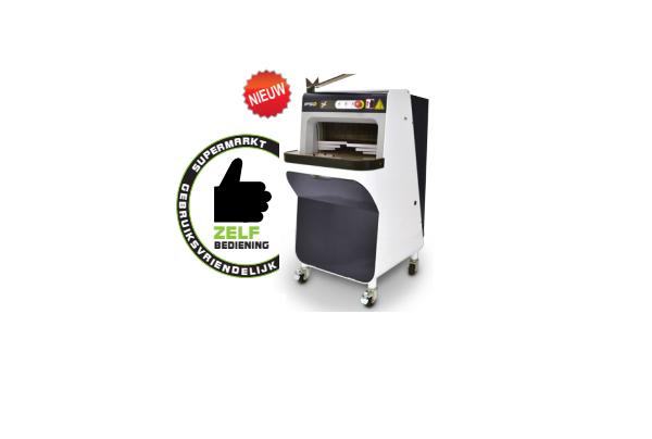 Sinmag Broodsnijmachine IPSO nieuw model