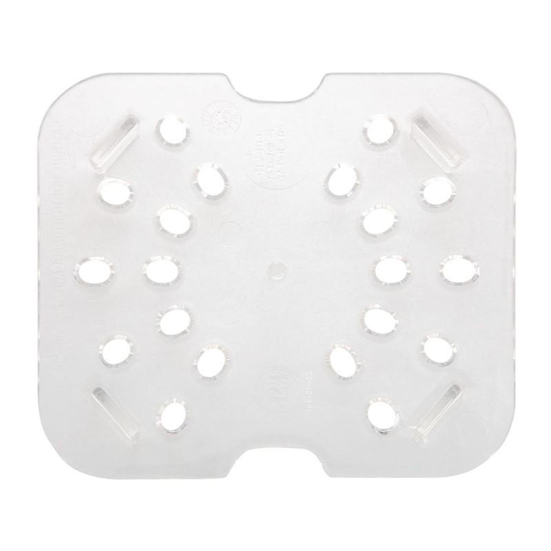 Cambro Camview BPA vrij GN 1/6 deksel met handvat