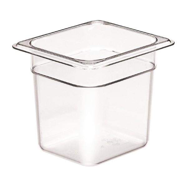 Cambro Camview BPA vrije GN 1/6 bak 15cm