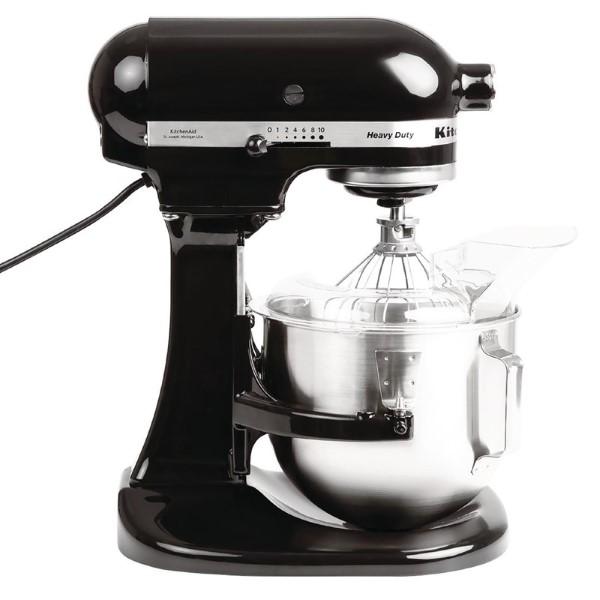 KitchenAid K5 Heavy Duty mixer zwart