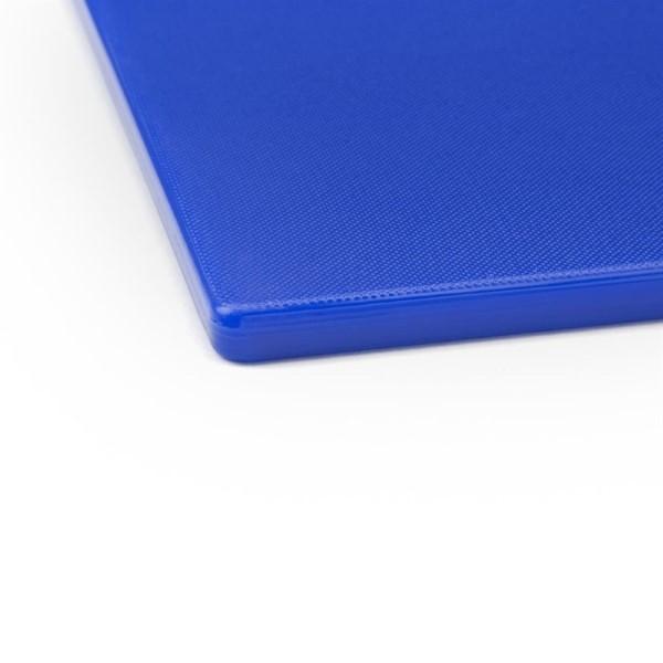 Hygiplas LDPE snijplank blauw 600x450x10mm