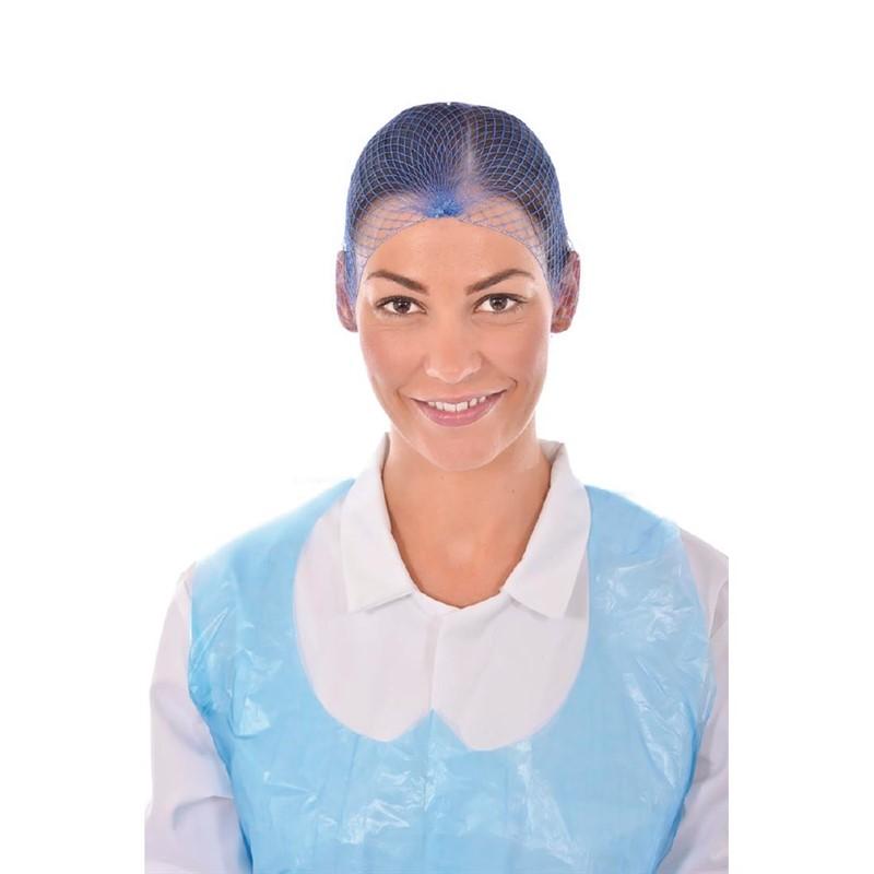 Lion Haircare haarnet blauw