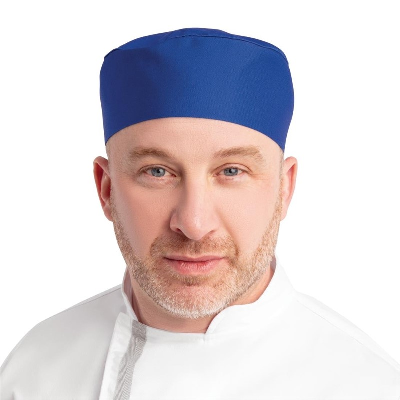 Whites skullcap kobaltblauw