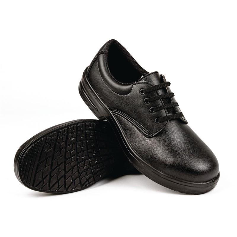 Lites unisex veterschoenen zwart 38