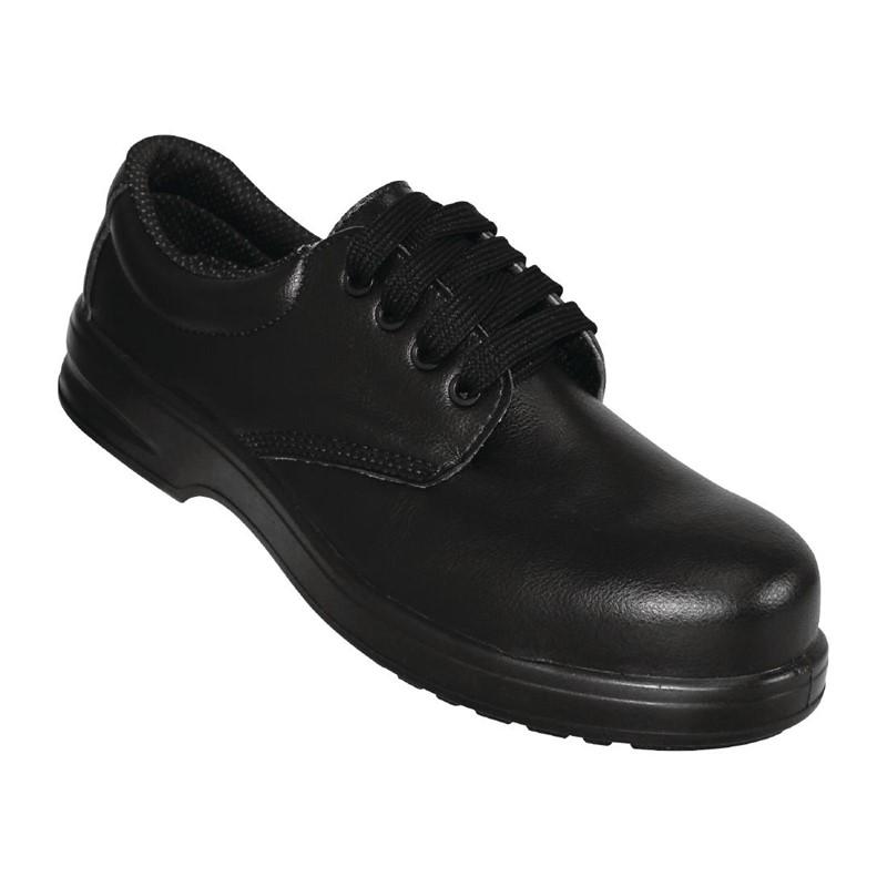 Lites unisex veterschoenen zwart 42