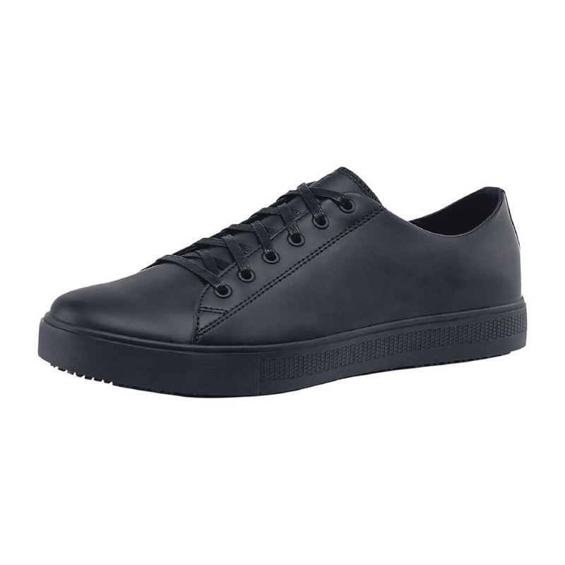 Shoes for Crews traditionele sportieve damesschoen zwart 38