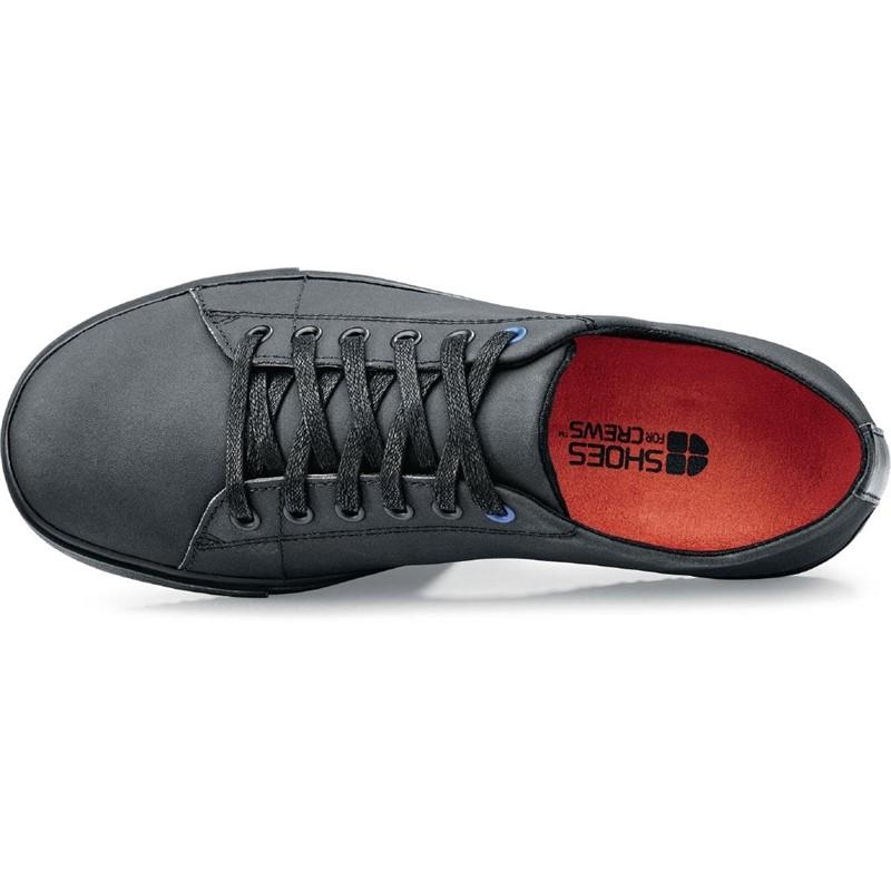 Shoes for Crews traditionele sportieve herenschoen zwart 47