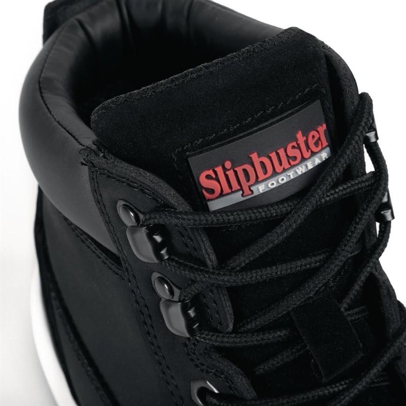 Slipbuster sneaker veiligheidsschoenen zwart 44