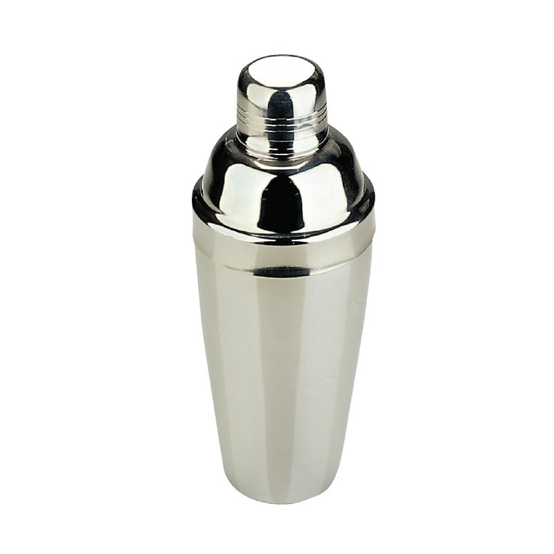 Olympia cocktailshaker RVS