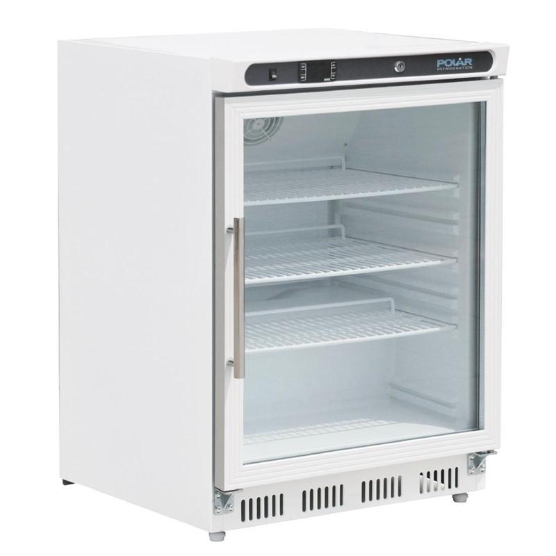 Polar C-serie tafelmodel display koeling 150L