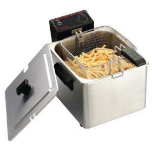 Buffalo light-duty elektrische friteuse 8L