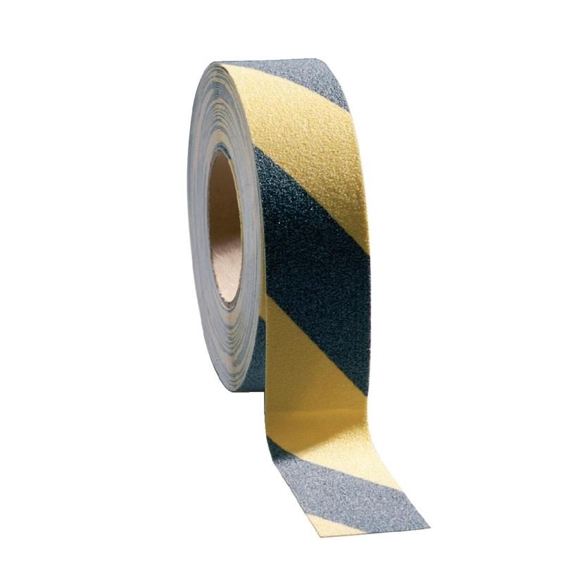 Coba antislip tape zwart-geel gestreept