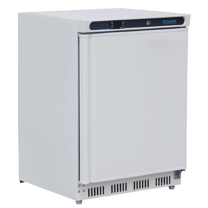 Polar C-serie tafelmodel koeling wit 150L
