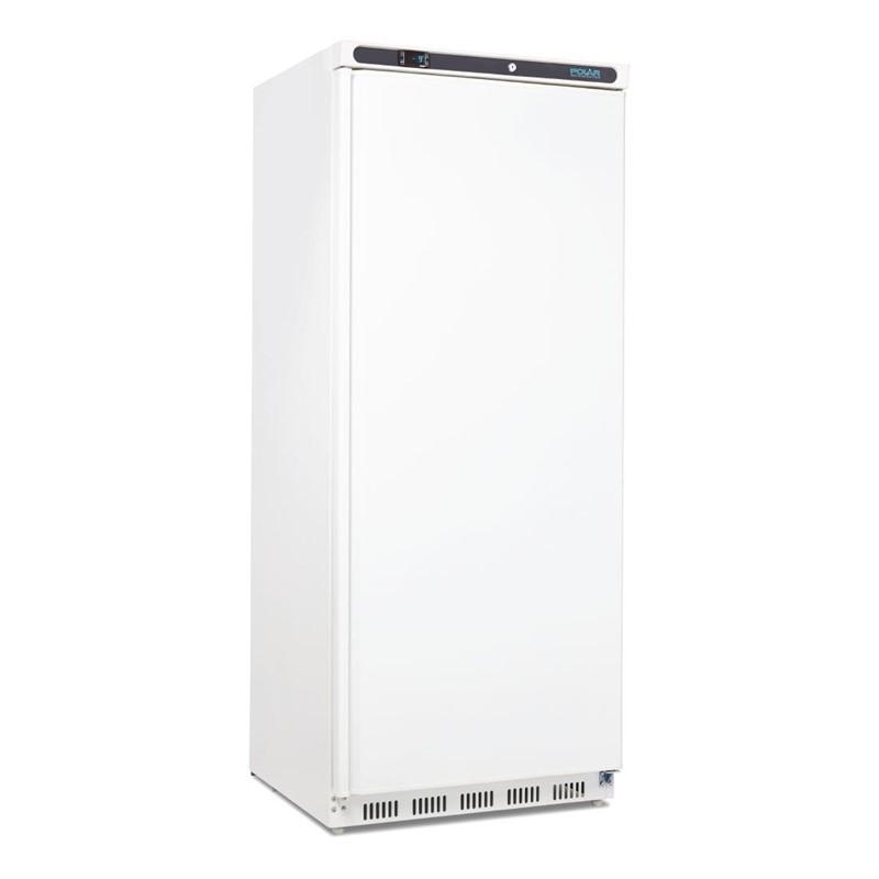 Polar C-serie 1-deurs vriezer wit 600L