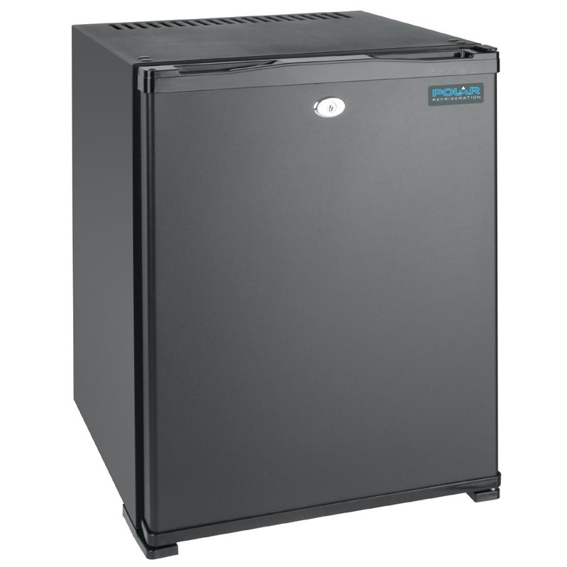 Polar C-serie minibar koeling zwart 30L