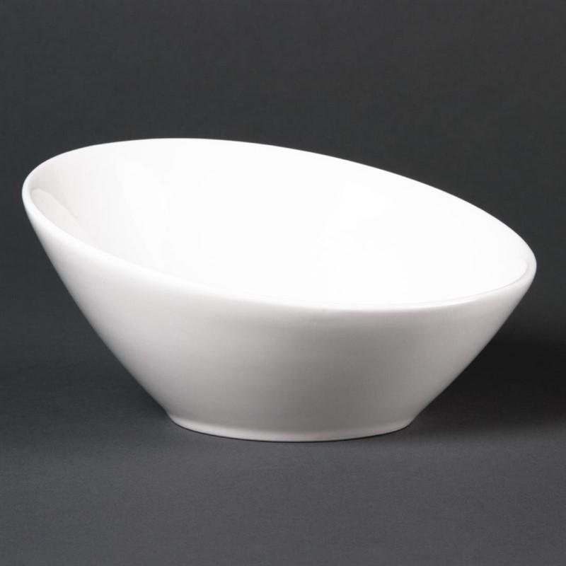 Lumina hellende ovale schalen 14,8cm