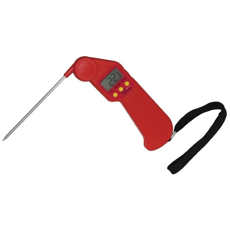 Hygiplas Easytemp kleurcode thermometer rood