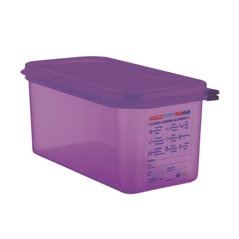 Araven GN 1/3 polypropylene voedseldoos 6L