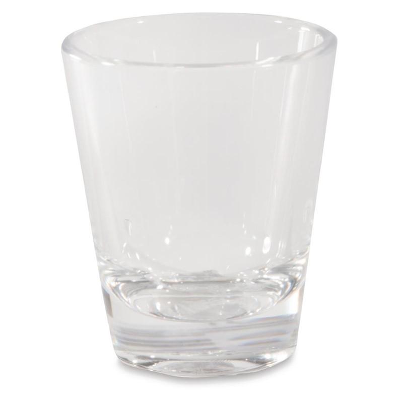 Roltex kunststof shotglas 6cl