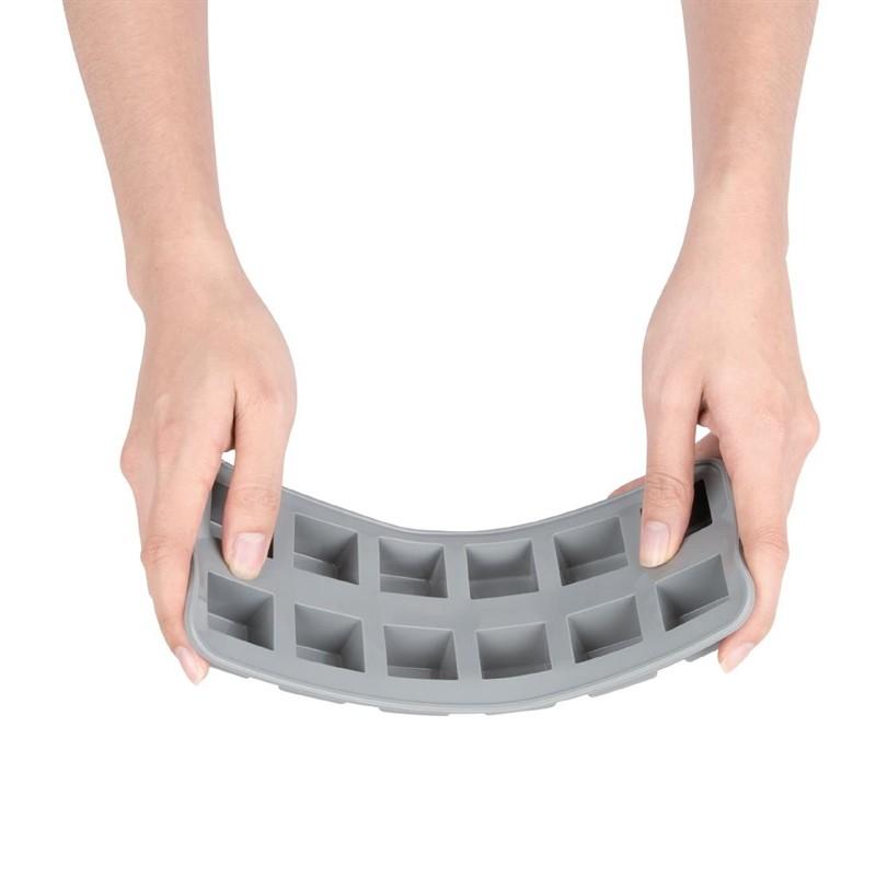 Vogue siliconen ijsblokjesvorm