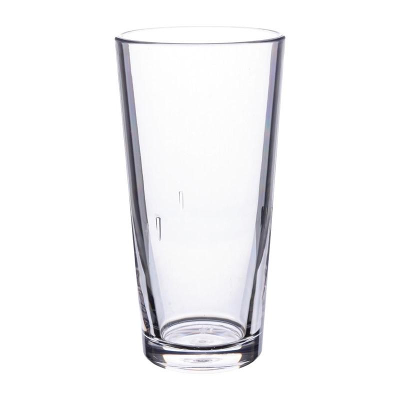 Roltex kunststof longdrinkglas 22cl