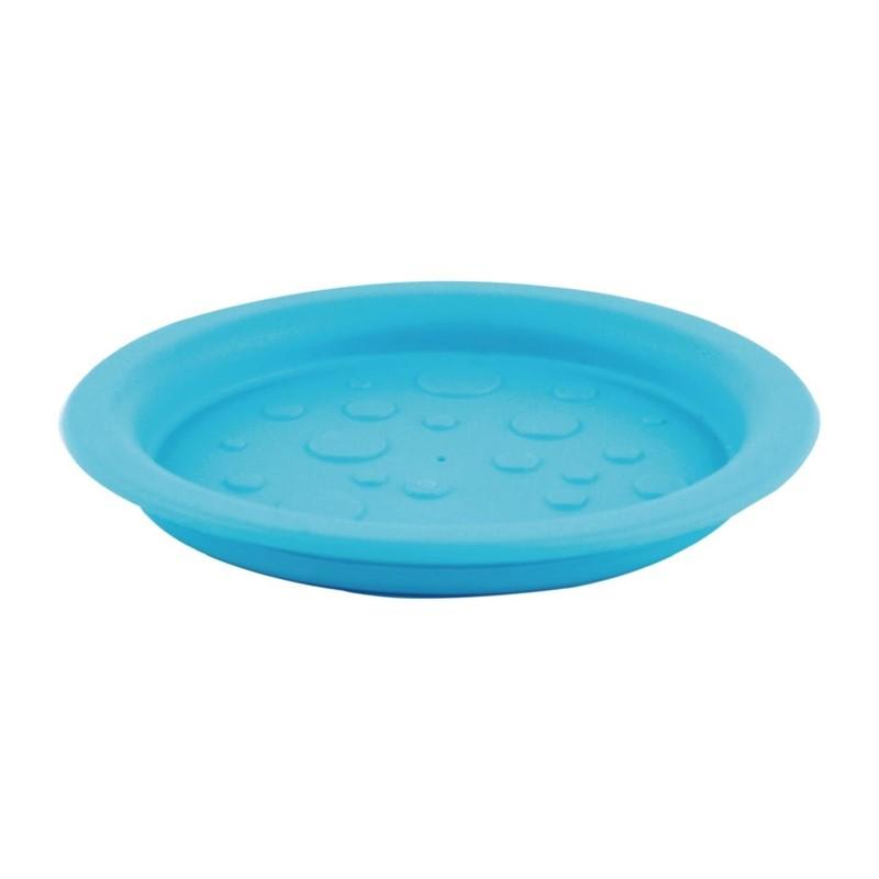 Roltex deksels voor kannen en glazen blauw