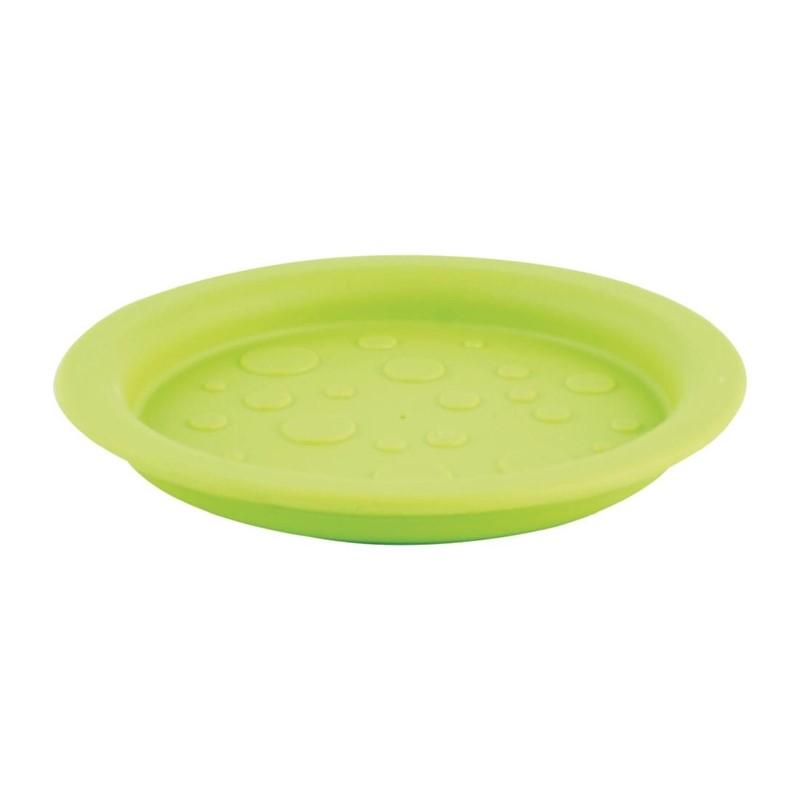 Roltex deksels voor kannen en glazen groen