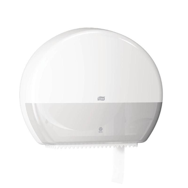 Tork Jumbo toiletroldispenser wit
