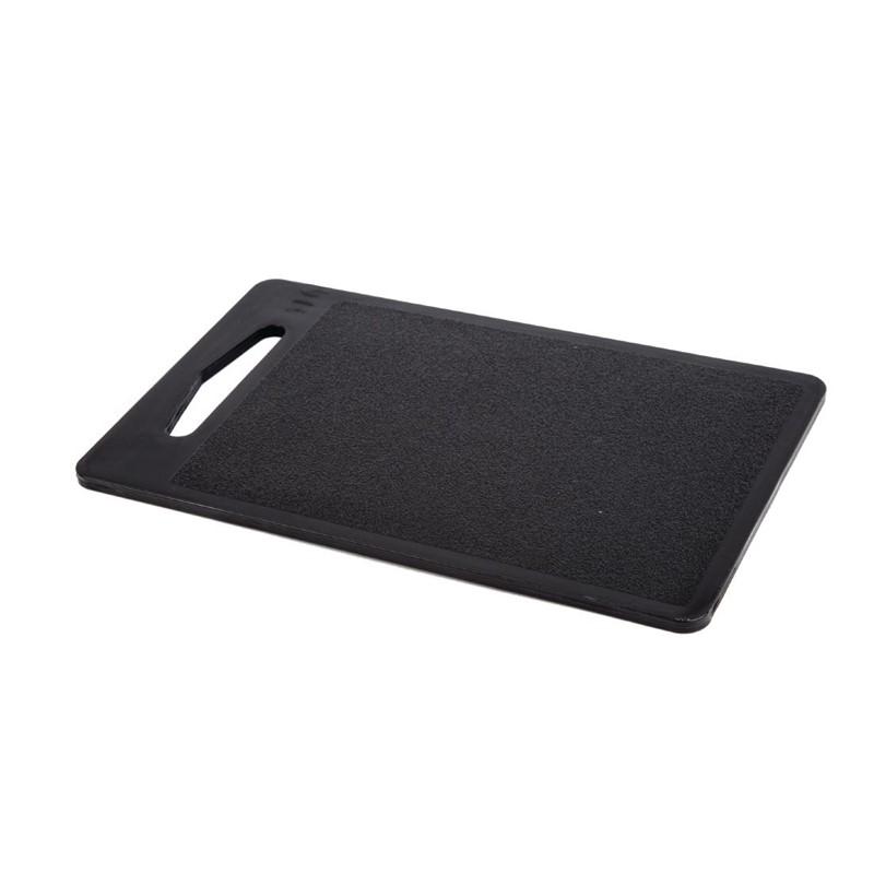 Hygiplas bar snijplank zwart 25,5cm
