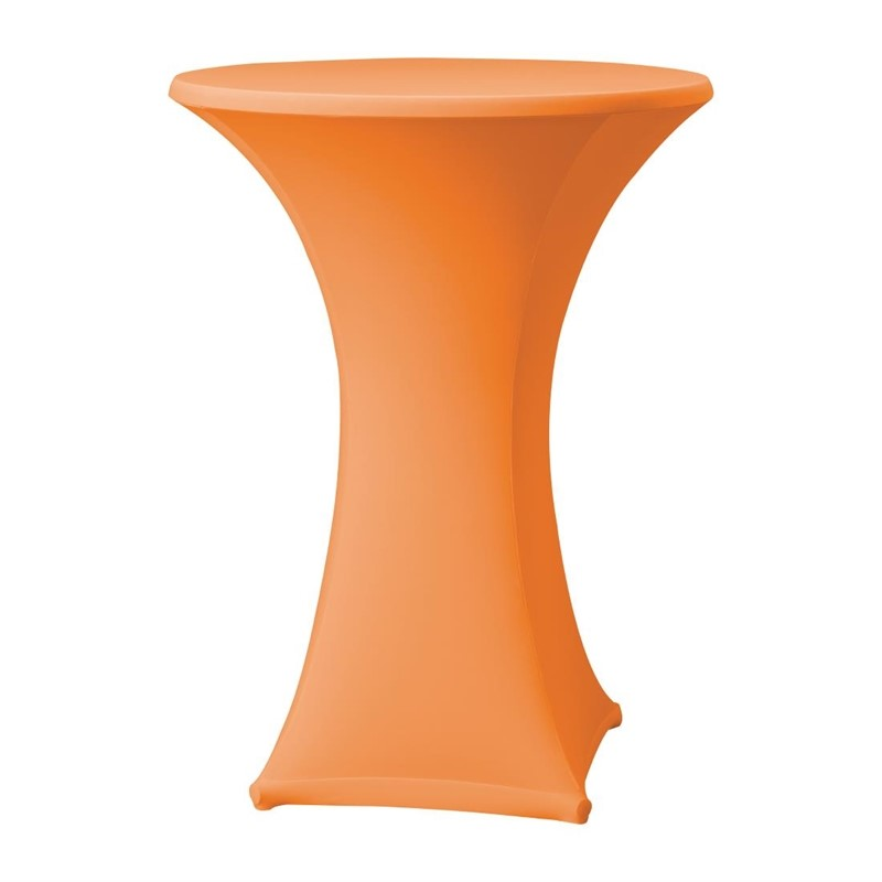 Samba stretch statafelhoes oranje D1