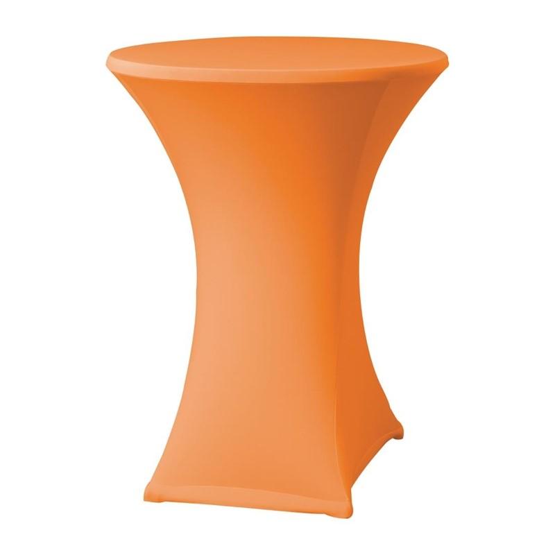 Samba stretch statafelhoes oranje D2