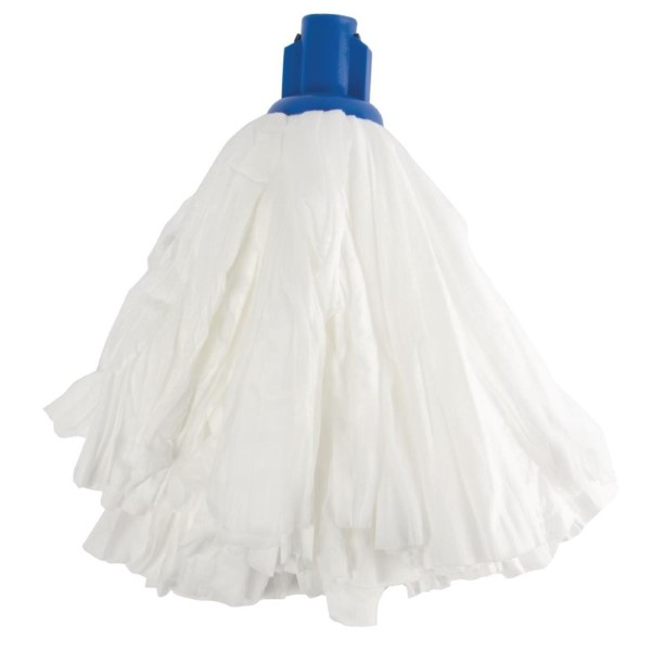 Jantex standaard mop blauw
