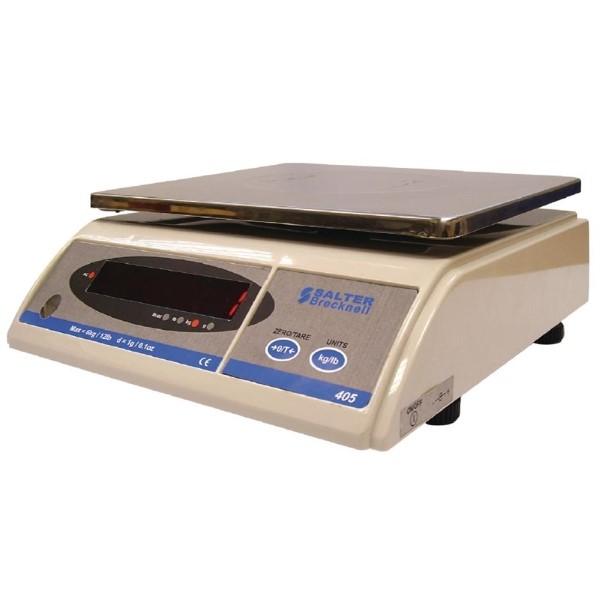 Salter elektronische weegschaal 6kg