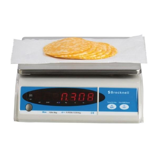 Salter elektronische weegschaal 15kg