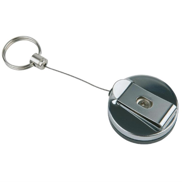 APS RVS uittrekbare sleutelhangers