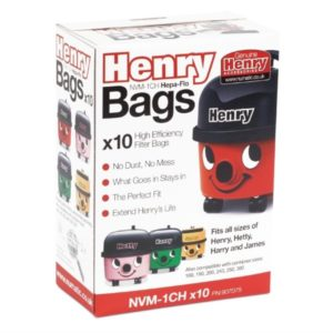 Numatic Henry stofzuigerzakken