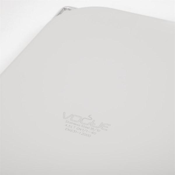 Vogue RVS GN 1/1 bak 40mm