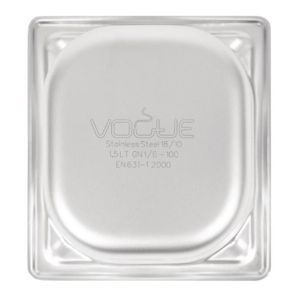 Vogue RVS GN 1/6 bak 100mm