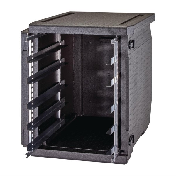 Cambro Cam GoBox geïsoleerde voedselcontainer 155L met verstelbare rails