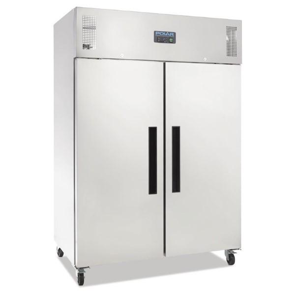 Polar G-serie 2-deurs koeling RVS 1200L