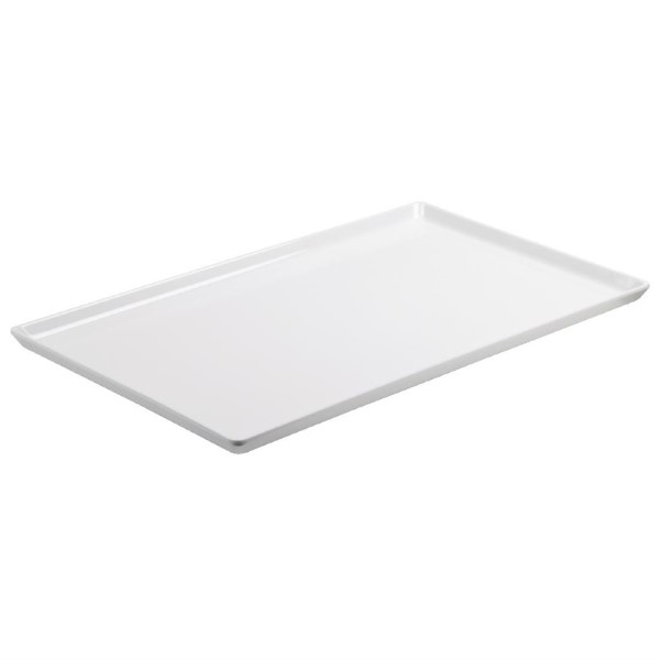 APS Float platte melamine schaal wit GN 1/1