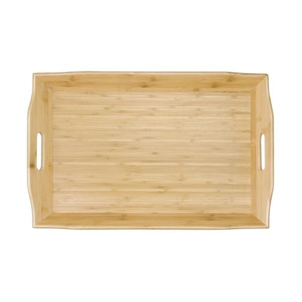 Olympia bamboo dienblad 7,6×58,4x38cm