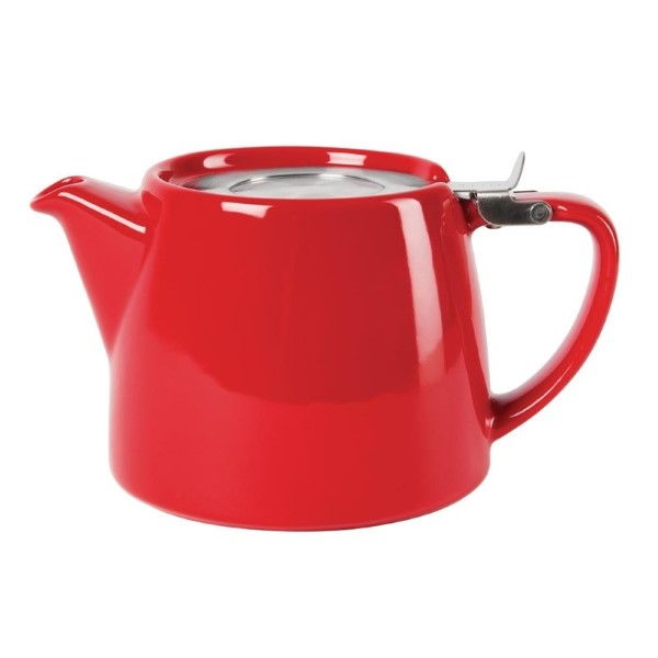 Forlife stapelbare theepot rood 51cl