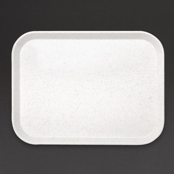 Kristallon fiberglass dienblad 30,5×40,5cm