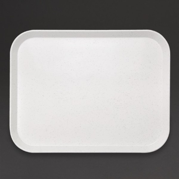 Kristallon fiberglass dienblad 35,6×45,7cm