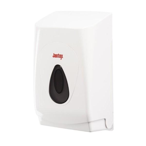 Jantex toiletpapier dispenser