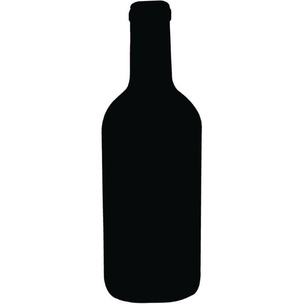 Securit krijtbord wijnfles