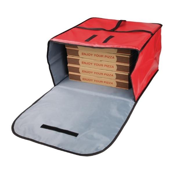 Vogue grote pizzabezorgtas
