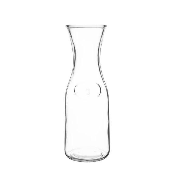 Olympia glazen karaffen 1L