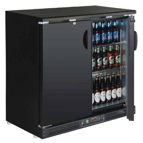 Polar G-serie barkoeling met blinde deuren 182 flessen